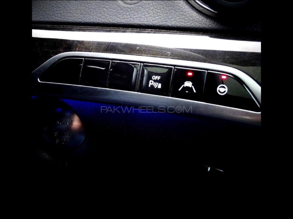Mercedes Benz S Class S400L Hybrid  2014 Image-1