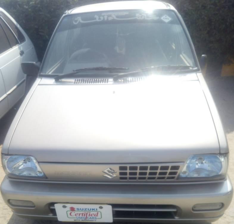 Suzuki Mehran VXR Euro II (CNG) 2016 Image-1