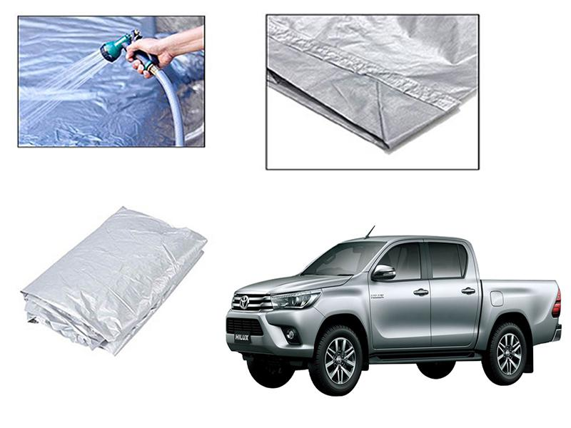 Top Cover Parachute Double Stitched For Toyota Revo 2016-2019 in Karachi