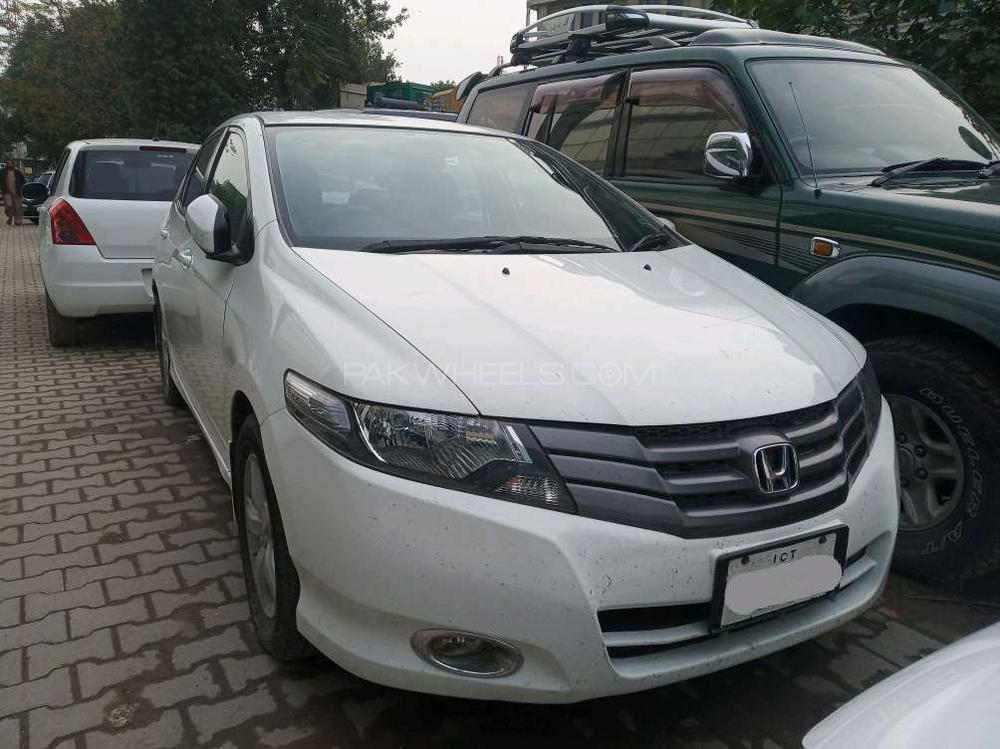 Honda City Aspire 1.3 i-VTEC 2012 Image-1