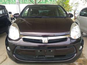 Used Toyota Passo X G Package 2016