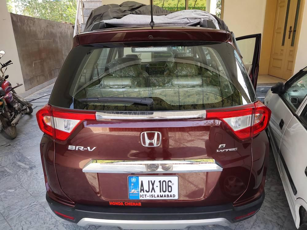 Honda BR-V 2018 Image-1
