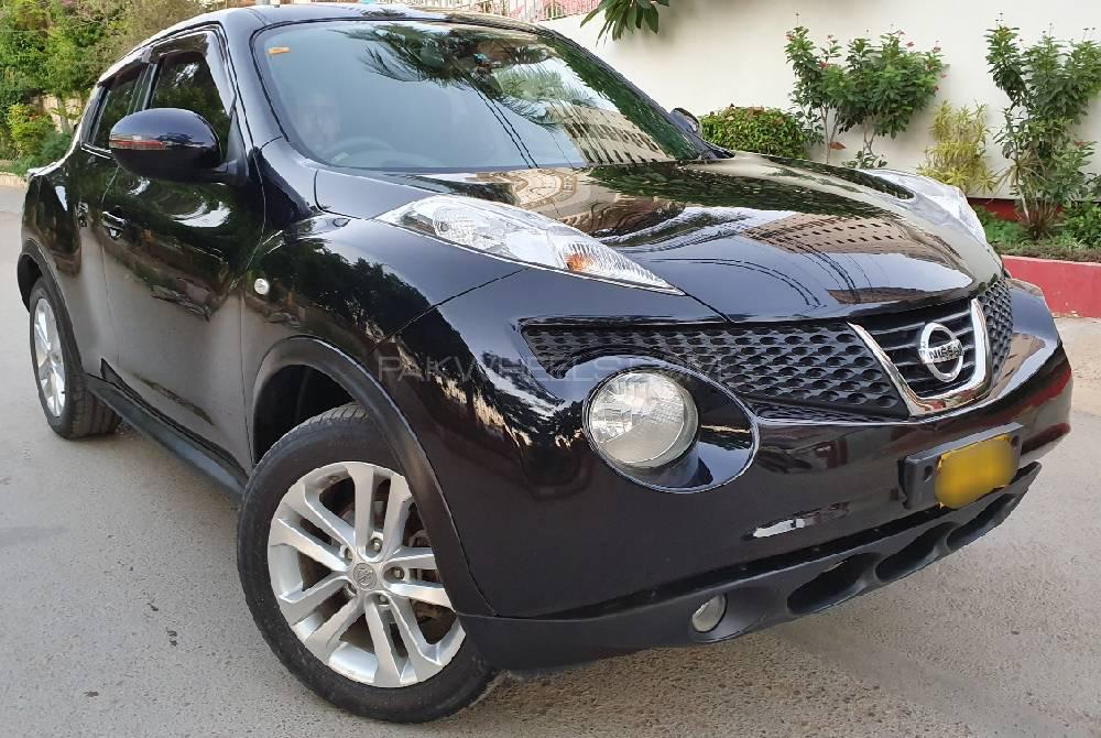 Nissan Juke 15RX Urban Selection 2012 Image-1