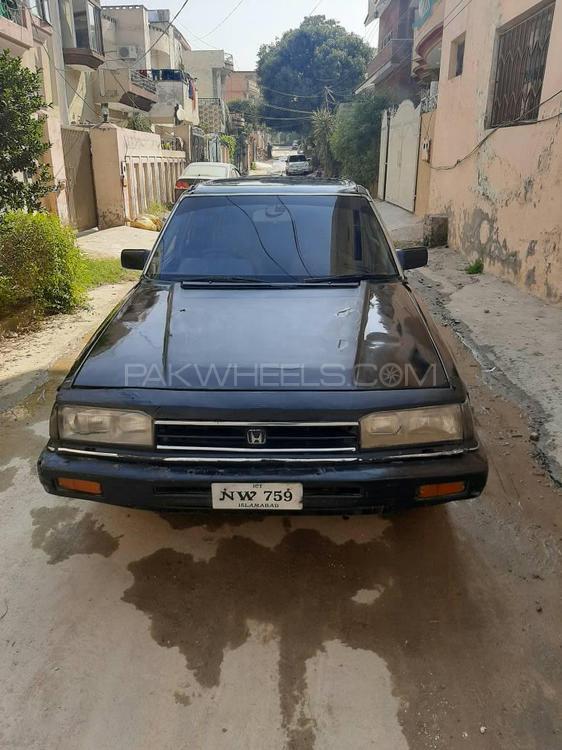 Honda Accord 1.5L VTEC Turbo 1984 Image-1
