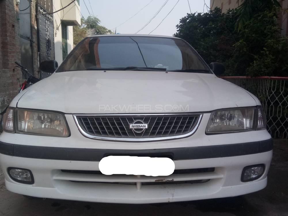 Nissan Sunny EX Saloon Automatic 1.3 1998 Image-1