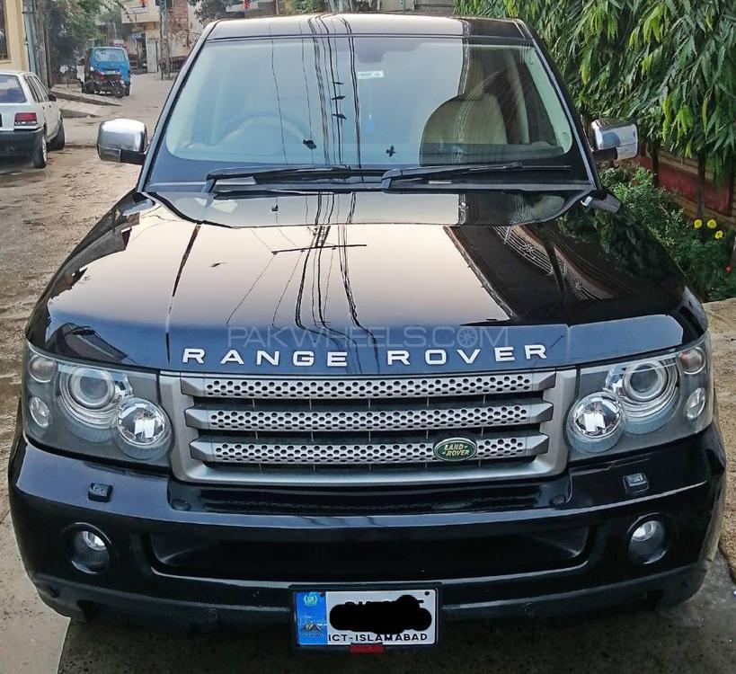 Range Rover Sport 2008 Image-1