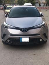 Used Toyota C-HR 2017