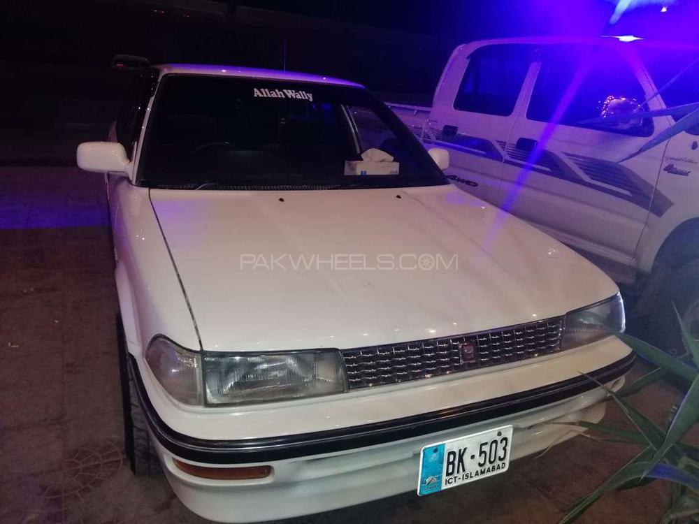 Toyota Corolla SE Limited 1988 Image-1