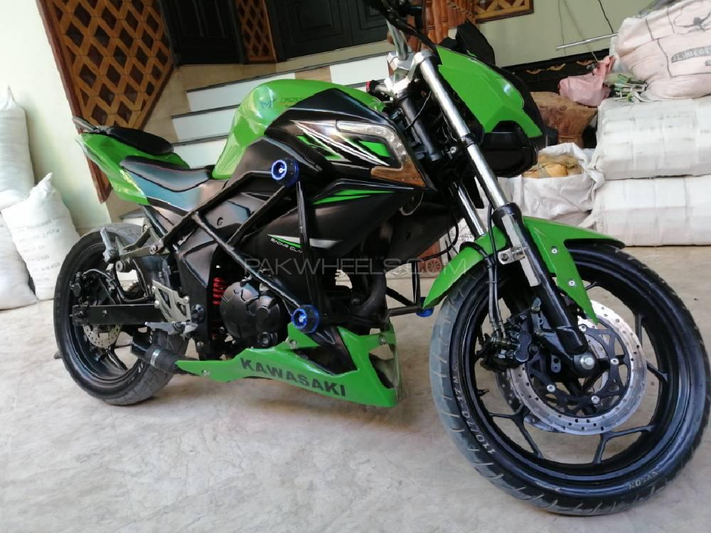 Kawasaki Z1000 2018 Image-1
