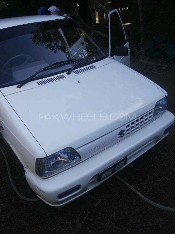 Suzuki Mehran VX 1990 Image-1