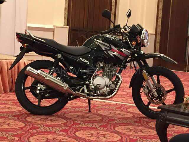 Yamaha YBR 125G - 2018 Dani Image-1