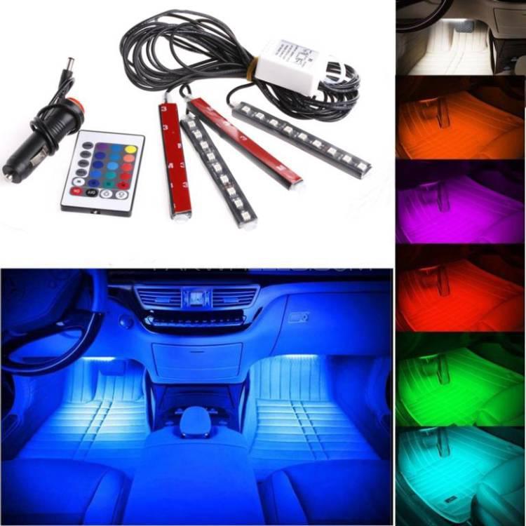 Music Control Atmosphere LED Light Image-1