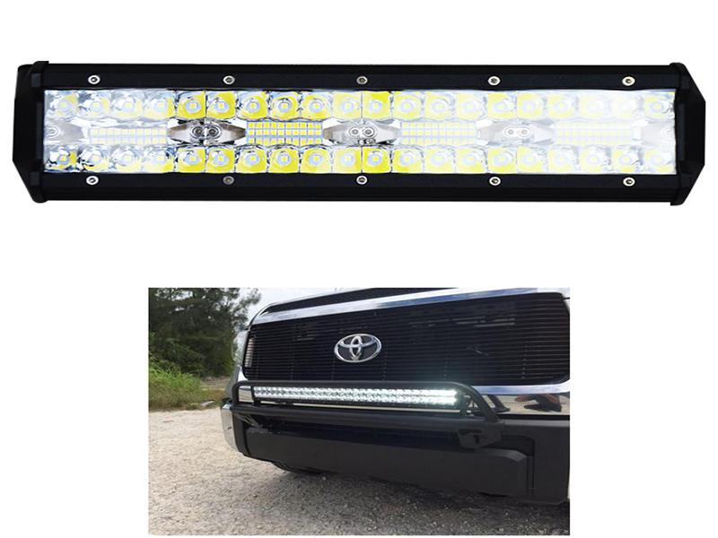 4x4 LED Fog Bar Light 12 Inch 248W Image-1