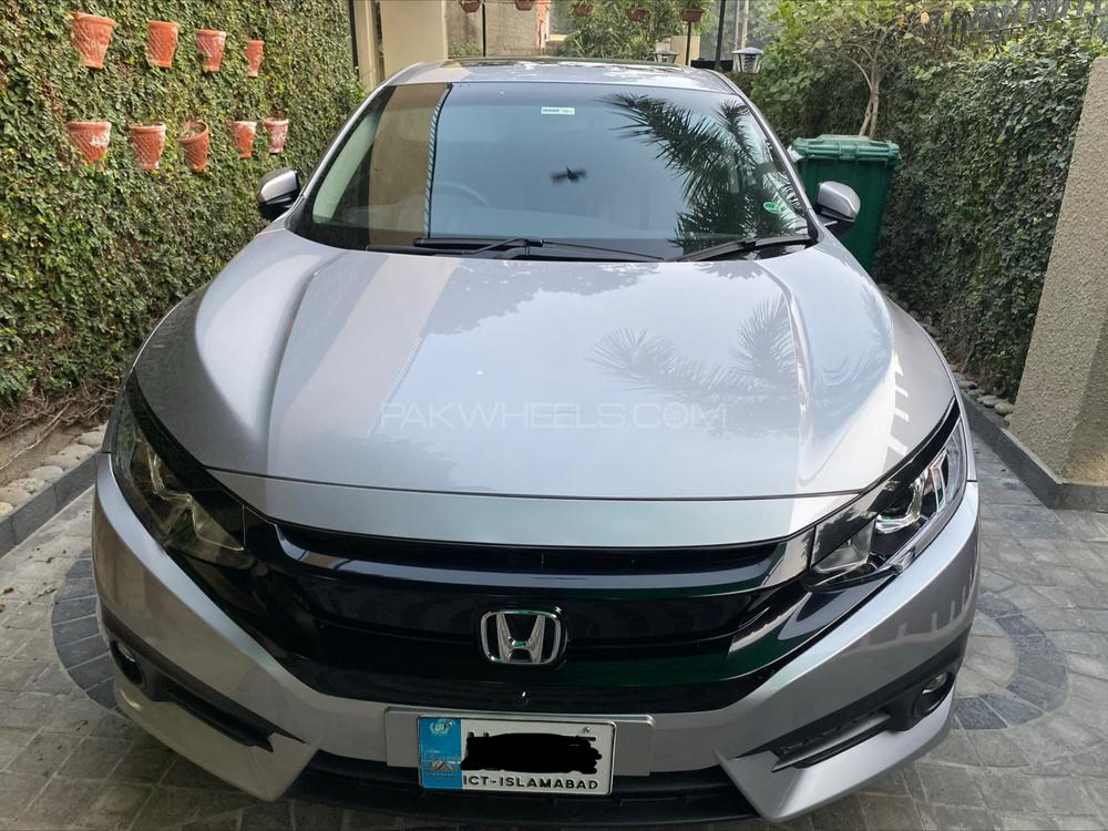 Honda Civic Turbo 1.5 VTEC CVT 2019 Image-1