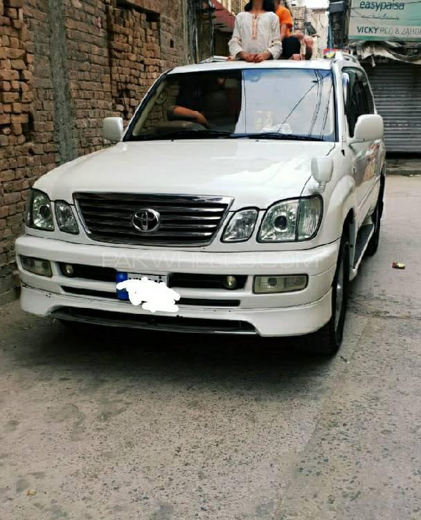 Toyota Land Cruiser Cygnus 2007 Image-1