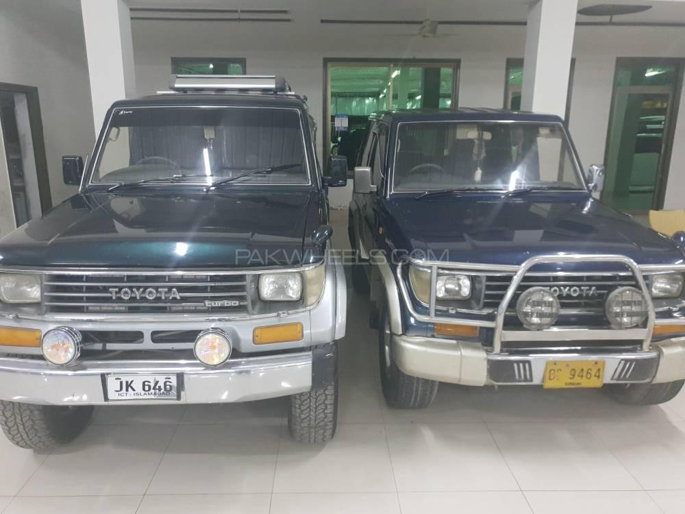 Toyota Prado VX 3.0 1994 Image-1