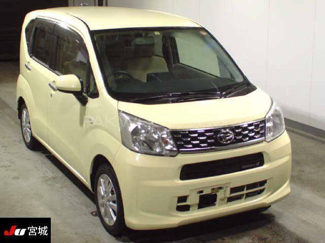 Daihatsu Move L 2016 Image-1