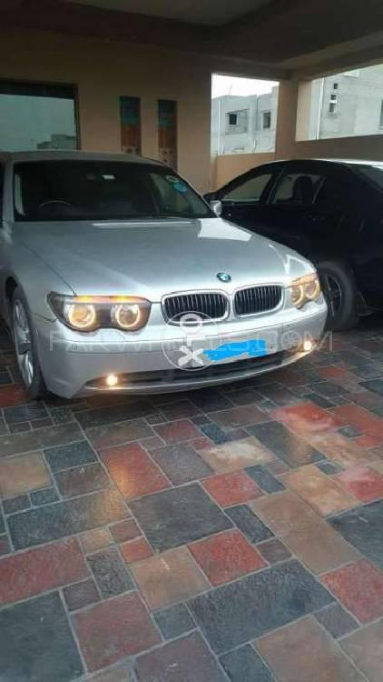 BMW 7 Series 730d 2003 Image-1