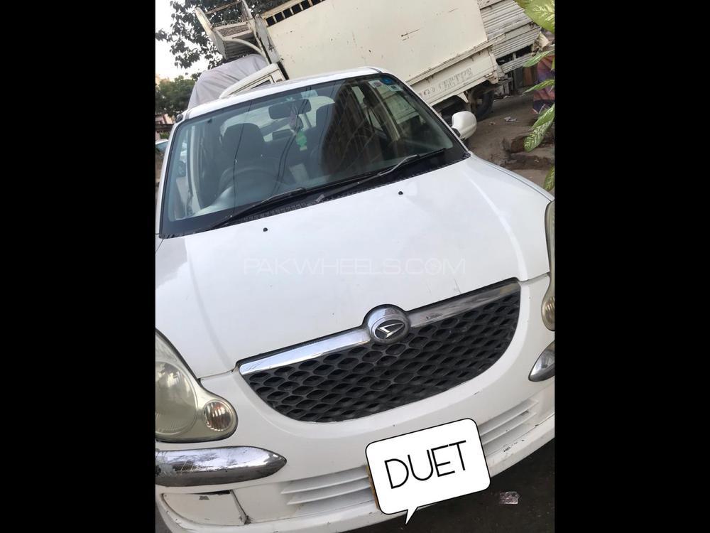 Toyota Duet 2003 Image-1