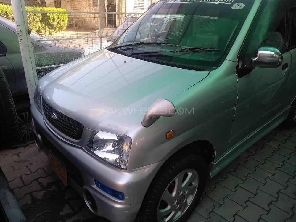 Daihatsu Terios Kid Custom X 2000 Image-1