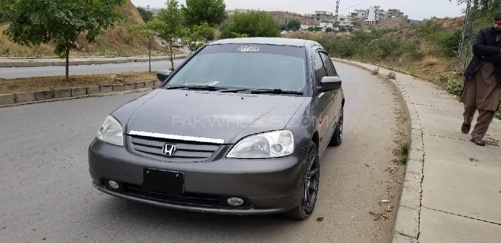 Honda Other 2002 Image-1