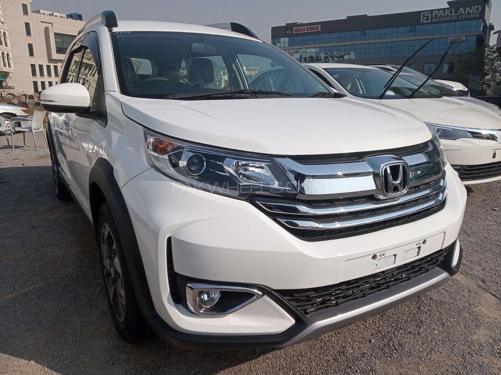 Honda BR-V i-VTEC 2019 Image-1