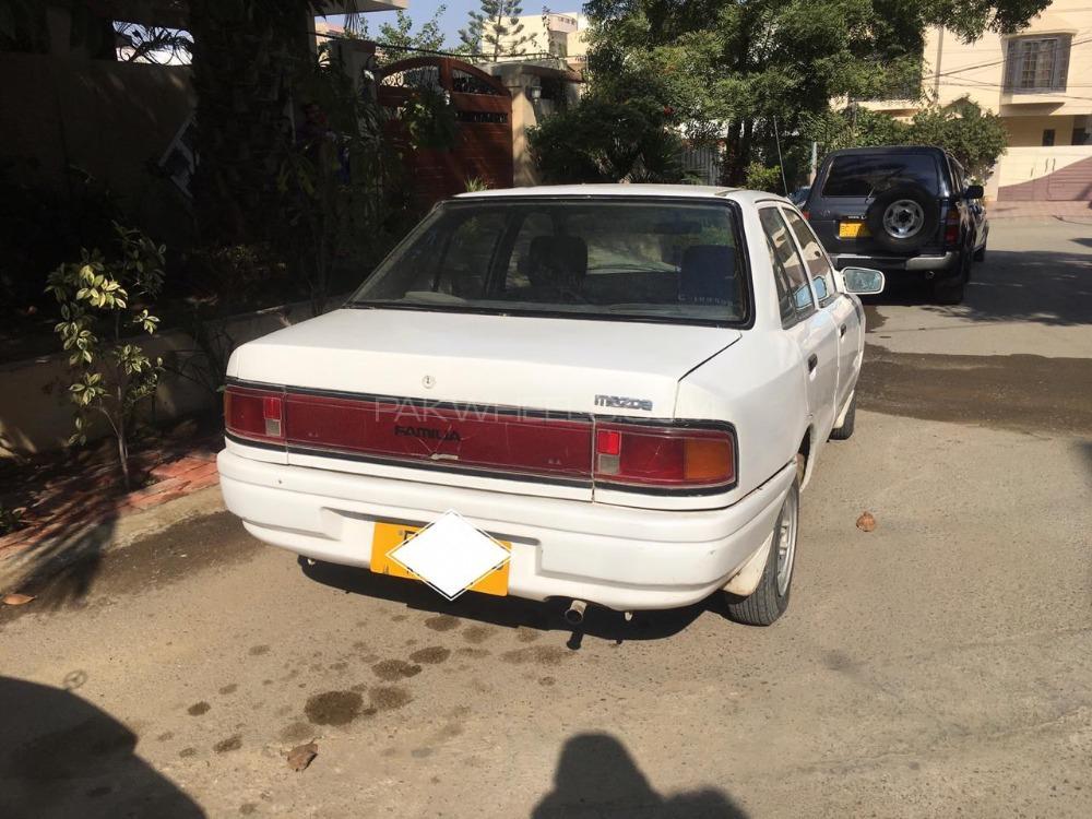 Mazda 323 1990 Image-1