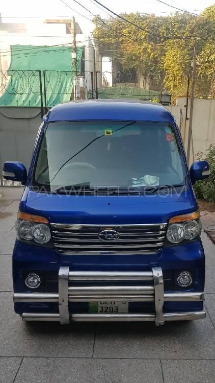 Subaru Dias Wagon 2013 Image-1