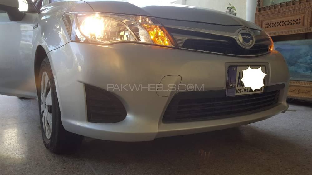Toyota Corolla Fielder Hybrid 2014 Image-1