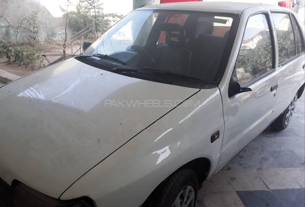 Daihatsu Charade CX Turbo 1989 Image-1