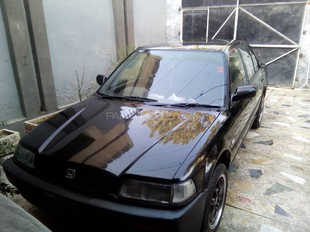 Honda Civic EXi Prosmatec 1988 Image-1