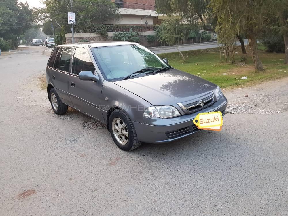 Suzuki Cultus VXLi 2010 Image-1