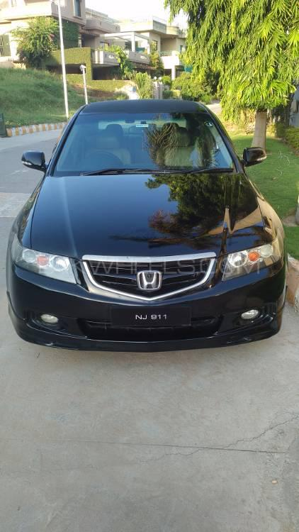 Honda Accord VTi 2.4 2004 Image-1