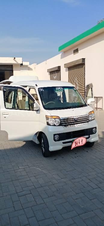 Subaru Dias Wagon 2012 Image-1