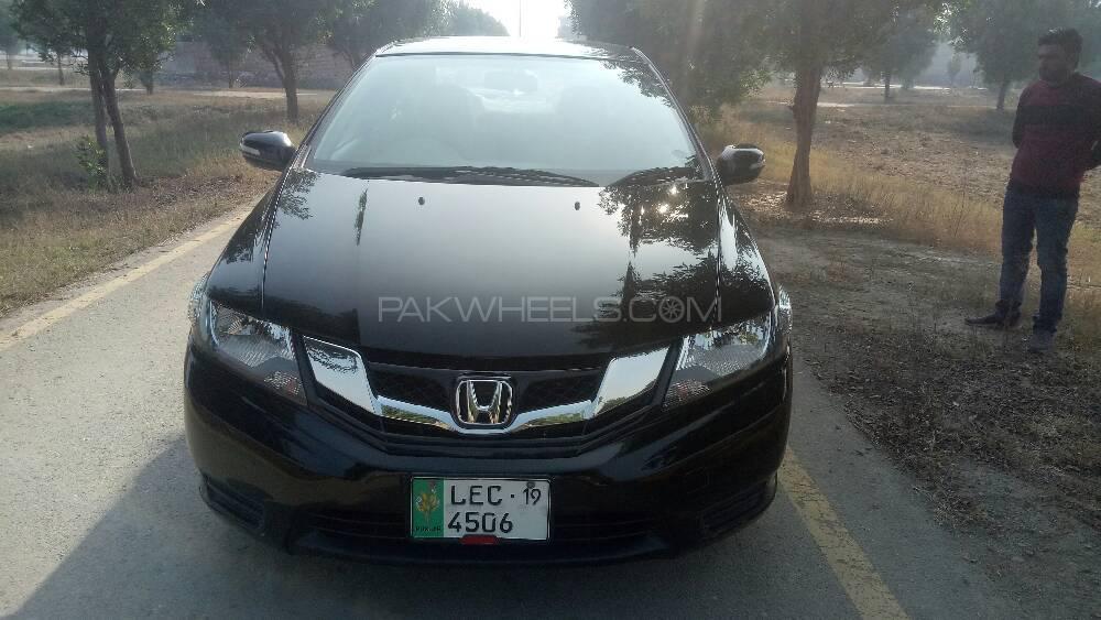 Honda City 1.5 i-VTEC 2019 Image-1
