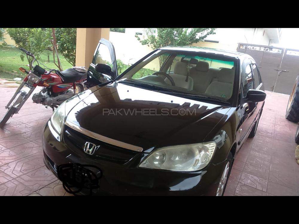 Honda Civic EXi Prosmatec 2006 Image-1