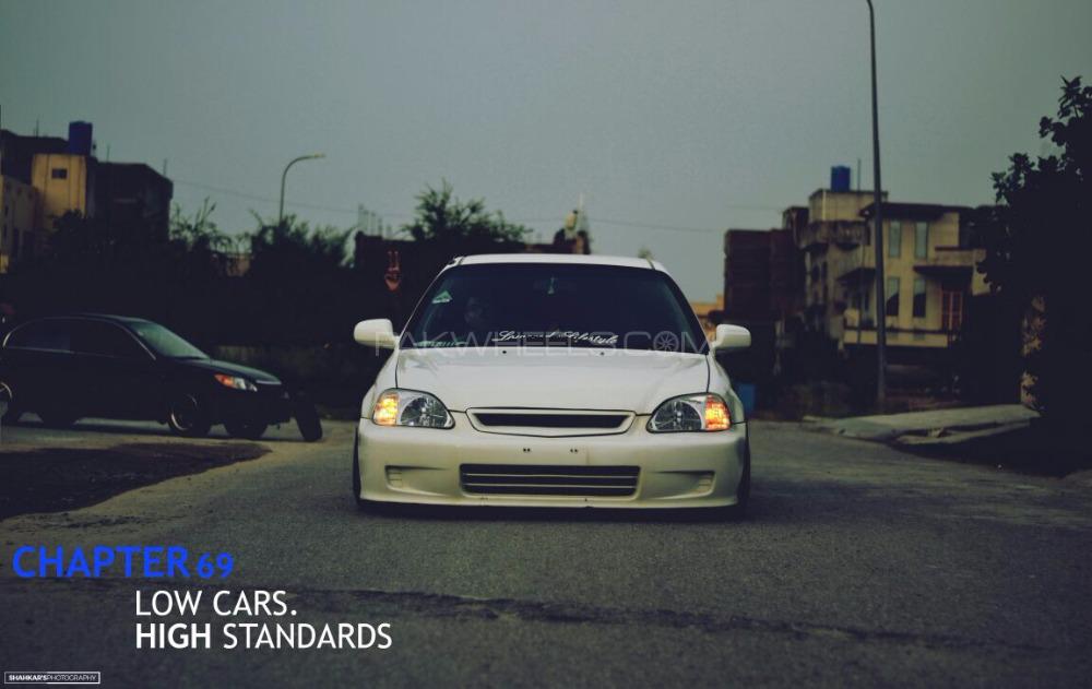 Honda Ferio - 2000  Image-1