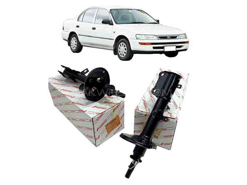 Agri Auto Shock Absorber Front For Toyota Corolla 1994-2002 Image-1