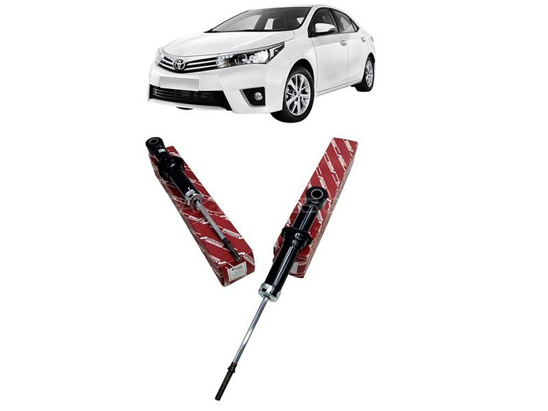 Agri Auto Shock Absorber Rear For Toyota Corolla 2014-2019 Image-1