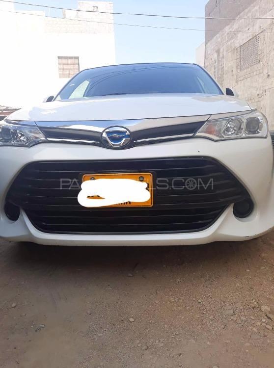 Toyota Corolla Axio 2016 Image-1