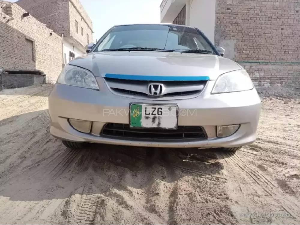 Honda Civic VTi Prosmatec 1.6 2004 Image-1
