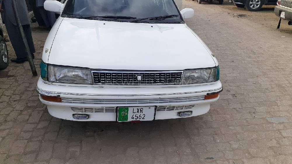 Toyota Corolla 1989 Image-1