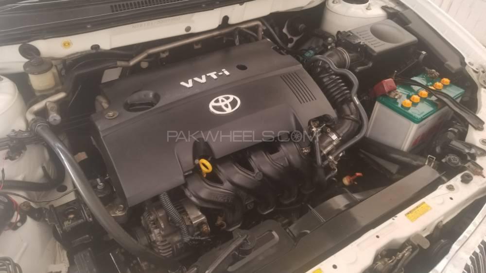 Toyota Corolla Axio X 1.5 2005 Image-1