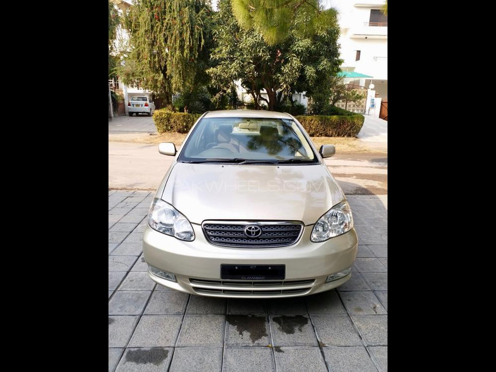 Toyota Corolla Altis Automatic 1.8 2006 Image-1