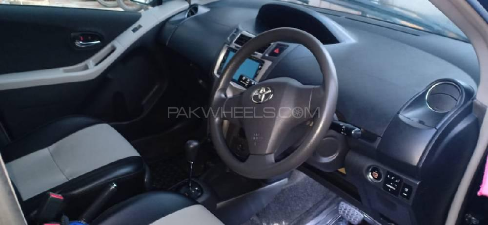 Toyota Vitz B Intelligent Package 1.0 2009 Image-1