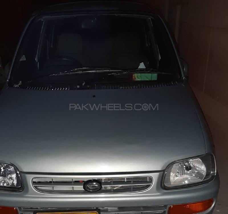 Daihatsu Cuore CX Automatic 2011 Image-1
