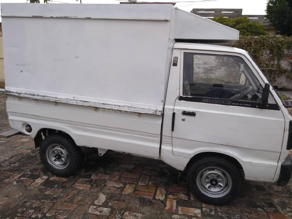 Suzuki Ravi Euro ll 2014 Image-1