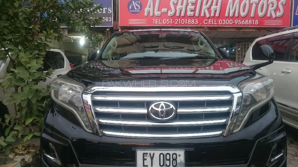 Toyota Prado TX L Package 2.7 2011 Image-1