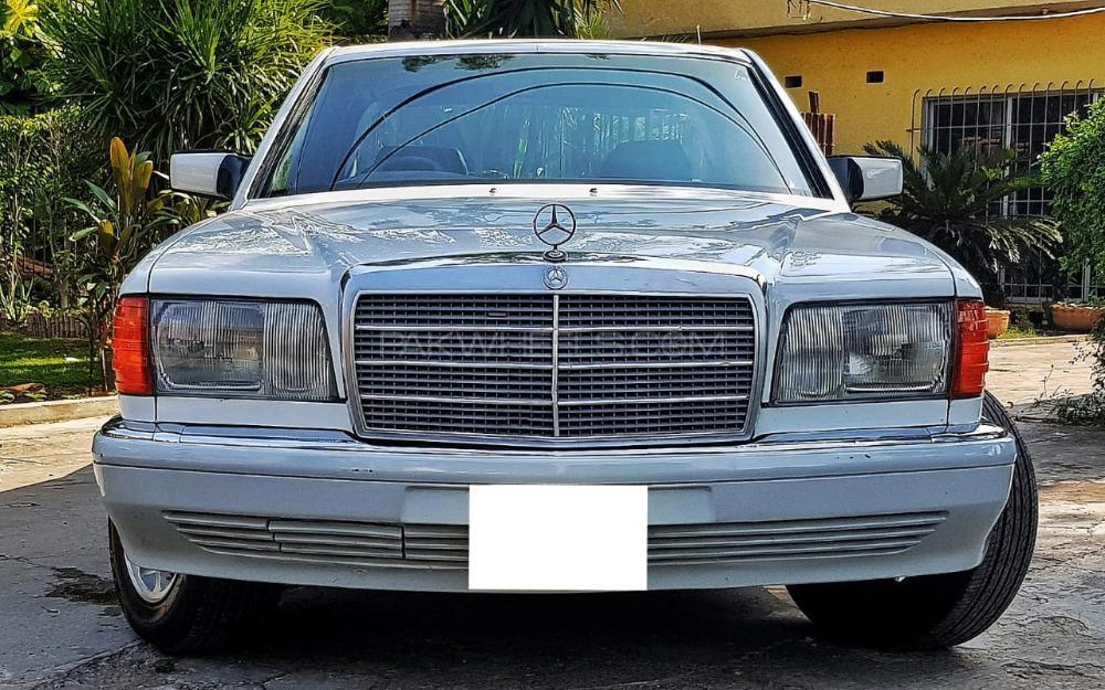 Mercedes Benz S Class 300SE 1987 Image-1