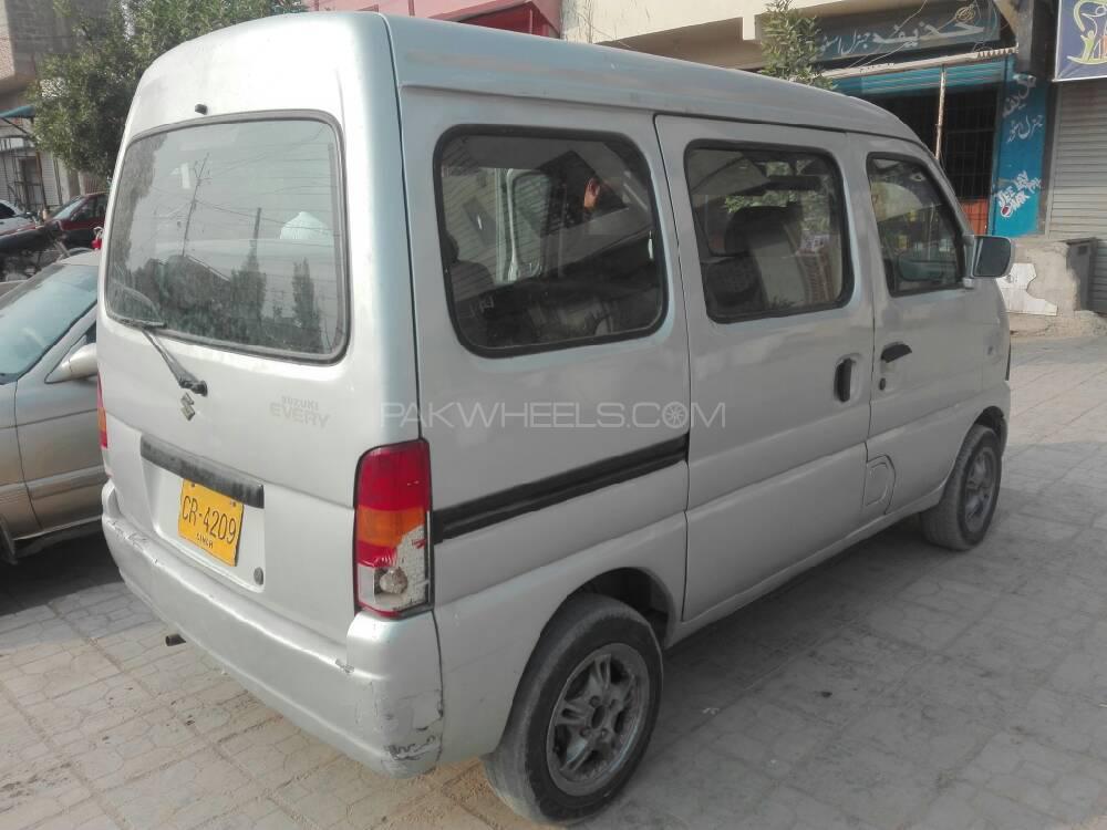 Suzuki Every GA 1999 Image-1
